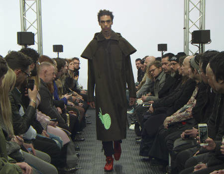 JW Anderson: Live Streamed Fashion Show
