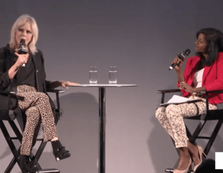 Live Streaming – AOL BUILD with Joanna Lumley