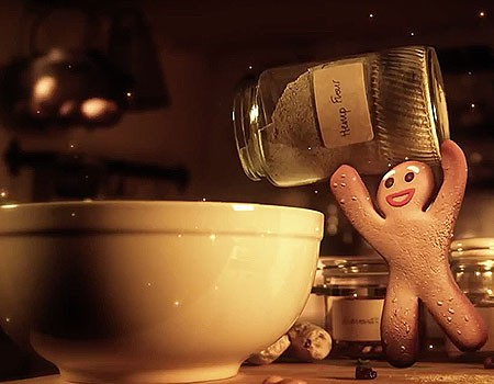 Body Shop: Christmas Commercial